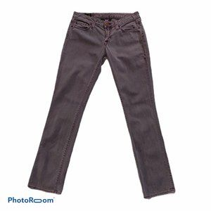 🔴 Lucky Purple Jeans Boot Cut 6 Stretch